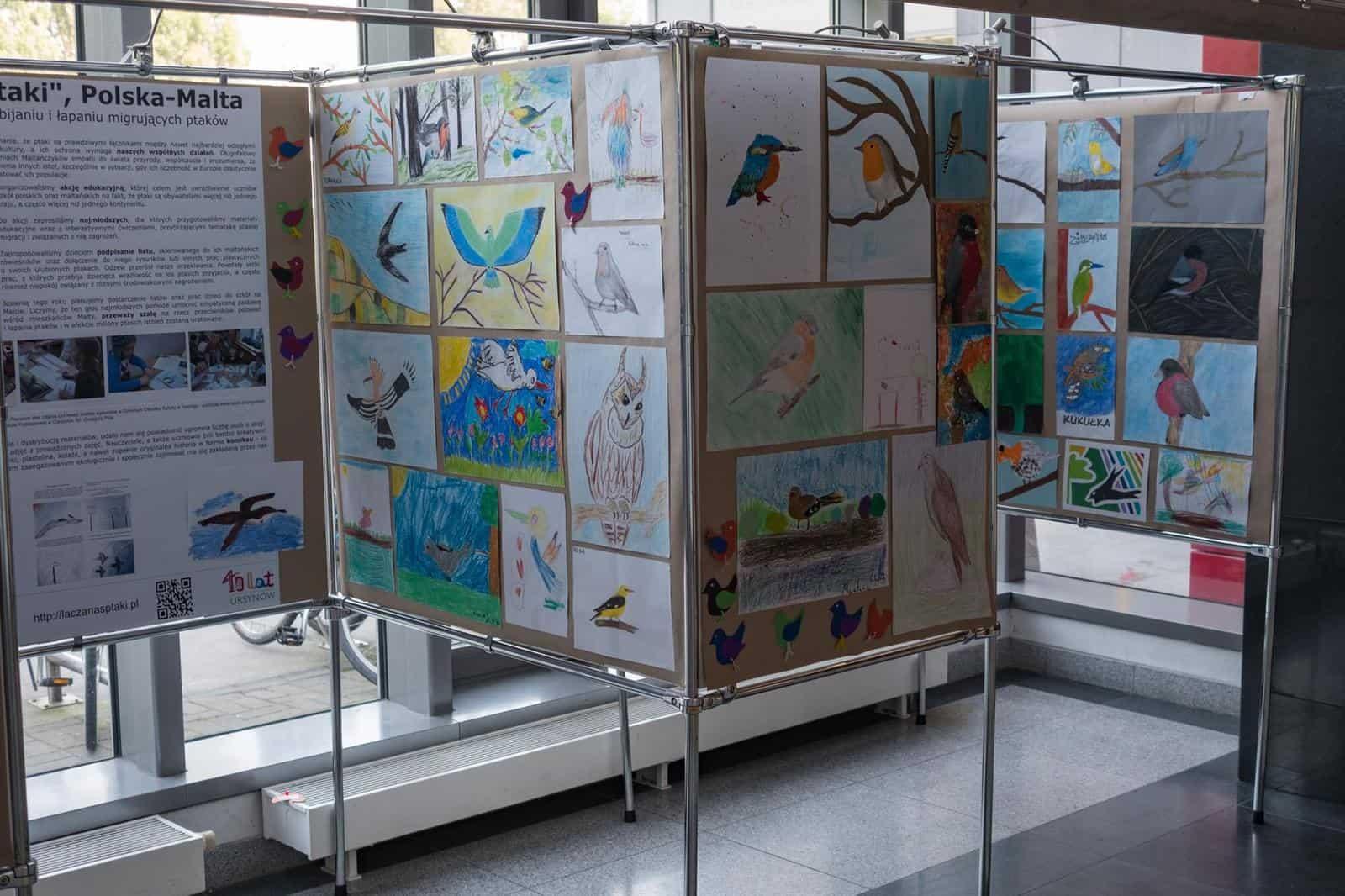 Wystawa na Ursynowie