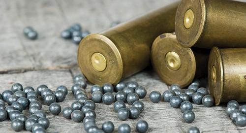 amunicja ołowiana