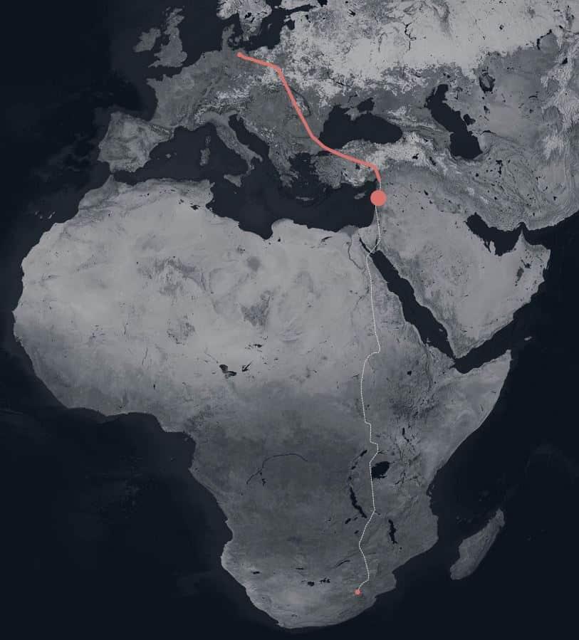 Wschodni szlak migracji ptaków